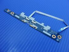 """System76 14"""" Lemur OEM Touchpad Mouse Button Board w/ Cable 6-71-N24P2-D01 GLP*"""