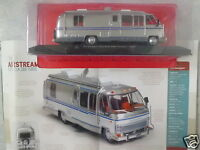 """CAMPING-CARS AMÉRICAIN """"L'AIRSTREAM EXCELLA 280 TURBO"""" (1979)-(1/43éme)."""