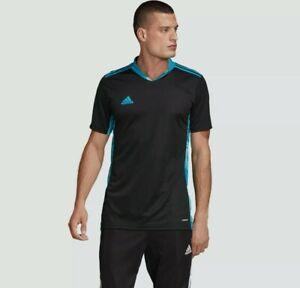 $70 NEW Adidas AdiPro Goalkeeper Soccer GK 20 Football Jersey Size Medium FI4205