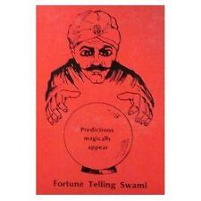 Fortune Telling Swami - Royal Magic by Fun, Inc - Great Mentalism Effect!