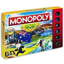 Hasbro Monopoly Australia Edition Board Game Family Game