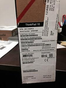##BEST DEAL##  ThinkPad 10 FR ATM/1.59ghz 10.1MTCH 4GB 128GB W8.1P (20C1002RCA)