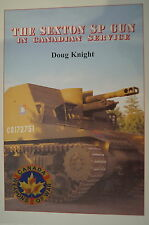 WW2 Canadian Service Sexton SP Gun Armoured Tank Reference Book