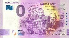 0 Euro Souvenir - FILM JANOSIK [ANNIVERSARY] EEBF 2021-2