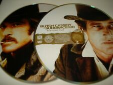 Butch Cassidy Sundance Kid 2Disc Dvd Disc Only Used Tested Freeship Notracking