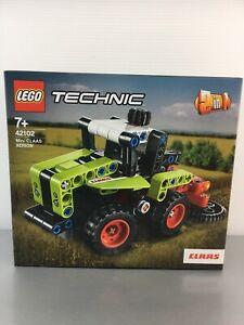 LEGO TECHNIC *MINI CLAAS XERION HARVESTER 2 in 1. 42102. NEW IN BOX. 7+.
