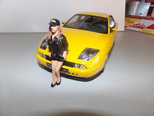 voiture miniature 1/18   OTTO                  FIAT COUPE TURBO 20 V DE 95