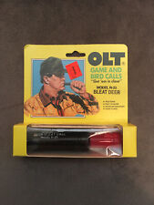 P.S. Olt R-25 Deer Bleat Call Nib