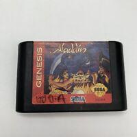 Disney's Aladdin - Sega Genesis Game - Cartridge Only