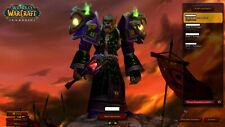 WoW World Of Warcraft Classic Account Hexenmeister Warlock Warrior Krieger