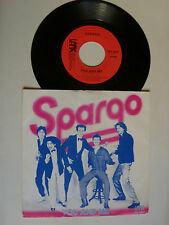 "SPARGO: You and me / Worry - 7"" 45T 1980 Belgium pressing LARK INS 9546 SABAM"