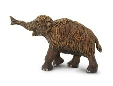 Baby Woolly Mammoth Calf (Non Dinosaur) Prehistoric Model Toy Mammal Safari