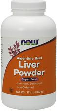 Liver Powder (dessicated) - 340g - NOW Foods