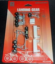 5316 A380 Wheel Landing Gear Set w/ rubber tires   Hogan Wings 1:200