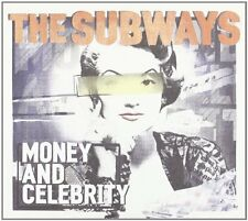 The Subways-Money And Celebrity CD CD  New