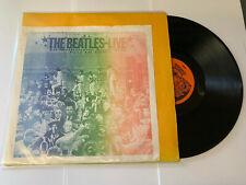 BEATLES LP MELBOURNE AUSTRALIA EARLY LIVE 1964 INSTANT ANALYSIS RARE VINYL VG/EX