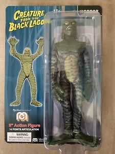 MEGO CREATURE FROM THE BLACK LAGOON DARK GREEN COLOR VARIANT IN HAND