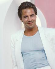 Don Johnson Miami Vice Color White Jacket 16x20 Canvas Giclee