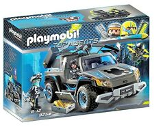 PLAYMOBIL Top Agents 9254 Dr. Drone Pick-up Neu & Ovp RC-fähig