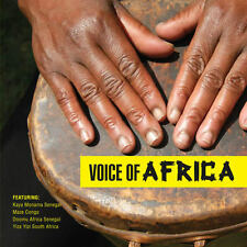 VOICE OF AFRICA (BRAND NEW CD)