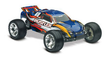 Traxxas 37054-1 Rustler R/C Stadium Camión RTR con / TQ & 7-cell Batería