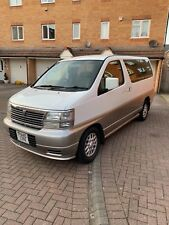 Nissan elgrand 3.2 diesel automatic 8 seater MPV