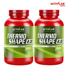 THERMO SHAPE Fat Burner & Weight Loss Pills - Diet Support Energy Slimming Pills