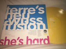 TERRE'S NEU WUSS FUSION SHE'S HARD - LIVE AT HUG PARADE CAMATONSE RECORDING LP