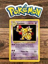 �� Kadabra 1999 w/ Pokémon Lineup Silhouette Error Good-luck finding another �