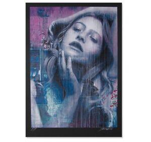 Rone Print Artwork (Rare Print) - No Reserve Auction -500 x 700mm