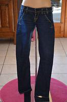GUESS- Très joli jeans bleu ultra slim fit - Taille W29 - F40 - EXCELLENT ÉTAT