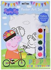 Peppa Pig poster Art set (style)