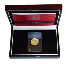 Pre-Owned 2015 East India Company Waterloo Guinea Coin. Queen Elizabeth II
