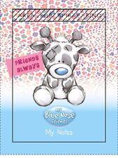 My Blue Nose Friends A7 Friends Always Notebook Twiggy Giraffe Gift
