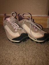 Timberland suede leather shoes women size 4.5—gently used