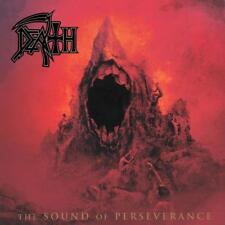 DEATH - THE SOUND OF PERSEVERANCE - NEW EMERALD GREEN VINYL LP