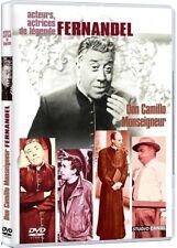 DVD Don Camillo Monseigneur Neuf sous cello
