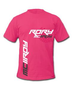Rory McIlroy Golf Champion T-Shirt
