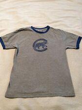 Cubs Boys Tshirt Size 8/10