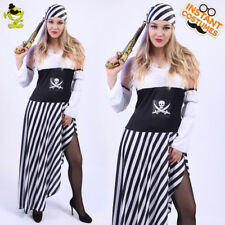 New Adult's  Sexy Lady's Pirate Costume Role CosPlay Fancy Dress For Halloween