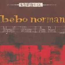New: Bebo Norman: Myself When I Am Real  Audio CD