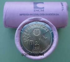 Portugal 2 Euro Rolle 2014 Nelkenrevolution mit 25 x 2 Euro Gedenkmünzen coins