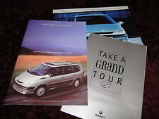 Renault Espace Brochure Set 1997 - March 1997 Issue