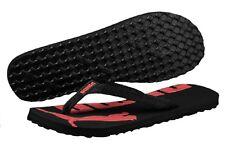 Puma Epic Flip V2 Black/Hot Coral  Zehentrenner Badelatschen Flippers UVP 19,95