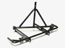 Tough Armor Spare Tire Carrier for 1/10 Scale SCX10 Trucks by RC4WD # Z-S0284