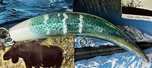 Kwikfish Luhr Jensen K16 USA Fished Fishing Lure