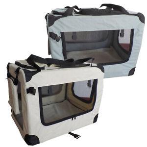 Hundetransportbox Hundebox faltbar Autotransportbox Katzen Hunde Box Sam´s Pet®