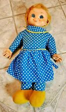 Mrs. Beasley Soft Cloth Doll Family Affair Mattel 1966/67 Buffys doll With Tag