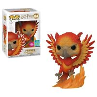 Harry Potter - Fawkes Flocked SDCC 2019 US Exclusive Pop! Vinyl [RS]-FUN41534...