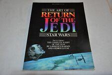Star Wars The Art Of Return Of The Jedi Book
